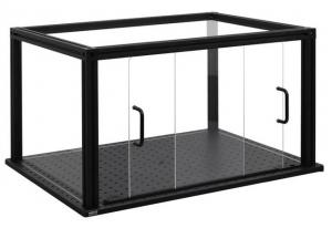 Thorlabs社製ドア付きプレキシガラス筺体
